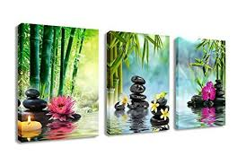 Spa Art For Bathroom - paintings for bathroom amazon com