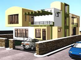 Triplex Home Plans Stunning Small Home Designs India Photos House Design 2017