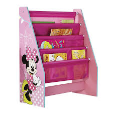 disney minnie mouse kids u0027 bookcase by hellohome amazon co uk