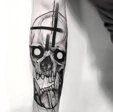 the coolest skull tattoos you u0027ll ever see 50 photos tattooblend