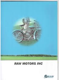 raw motors bicycle engine manual