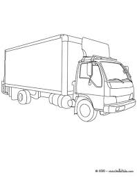 Truck Coloring Pages Coloring Pages Printable Coloring Pages Coloring Truck Pages