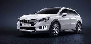 peugeot compact car 2015 peugeot 508 facelifted with new led drls box design beams