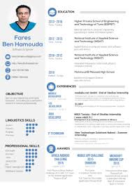 Computer Software Engineer Resume Cv Software Engineer Ios Developer