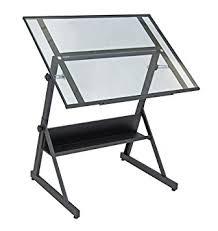 Height Adjustable Drafting Table Studio Designs 13346 Solano Adjustable Height Drafting