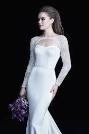 wedding dresses with bolero sleeve bolero wedding dress style 4763 blanca