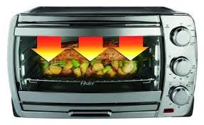 12 Inch Toaster Oven Oster Large Capacity Convection Toaster Oven Stainless Steel