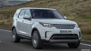 2018 land rover discovery color yulong white front three
