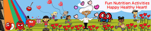healthy valentine u0027s day activities for kids printable cards
