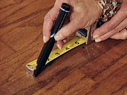 How To Get Permanent Marker Off Laminate Floor How To Add Columns To A Doorway How Tos Diy