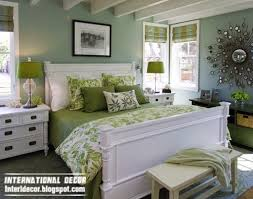 Home Exterior Designs Visually Expand Small Bedroom With Colors - Colors for small bedroom
