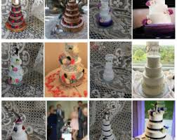 custom replica mini wedding cake miniature cake ornament