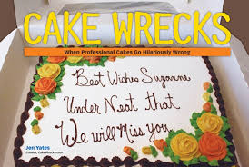 Cake Decorating Books Online Cake Wrecks Home