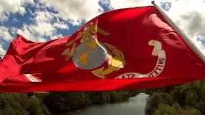Flag Corps U S Marine Corps Flag Youtube