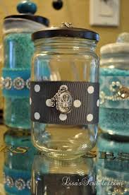 diy upcycling glass jars for gifts hometalk