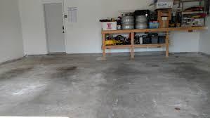 garage floor designs concrete garage flooring restoration paveman designs