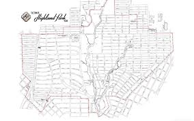 Map Of Downtown Dallas by Highland Park Land And Homes For Sale And Highland Park