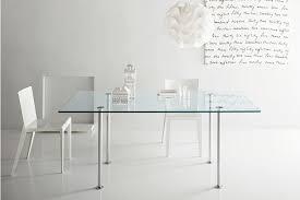 tavoli design cristallo tavoli di vetro trasparenze contemporanee icon design