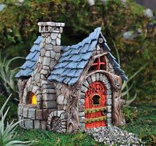 Miniature Gardening Com Cottages C 2 Miniature Gardening Com Cottages C 2 Fairy Garden House Ebay