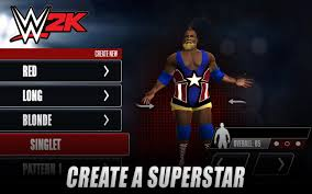 apk wwe 2k for android
