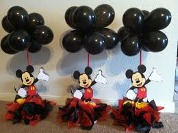 mickey mouse center pieces mickey mouse centerpieces my creations mickey