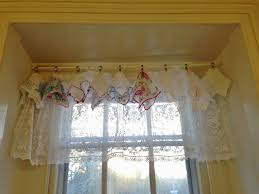 the stone cottage workshop treat your window to vintage linens