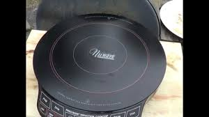 nuwave induction cooktop youtube