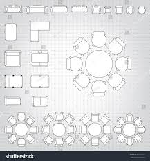 set simple 2d flat vector icons stock vector 266822657 shutterstock