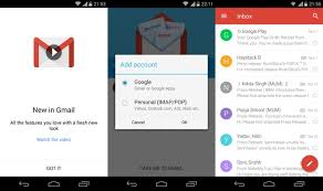 gmail update apk gmail 5 0 for android leaks brings material design