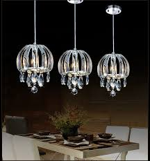 crystal kitchen island lighting new chic indoor pendant lights orb