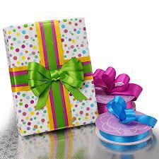 patterned ribbon solid color premium fabric satin ribbon paper mart