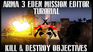 Virtual Kill House Edit Online by Arma 3 Eden How To Create A Kill Or Destroy Objective Task Part