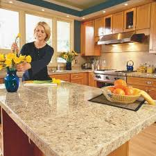 How To Install A Laminate Kitchen Countertop - best 25 granite tile countertops ideas on pinterest tile