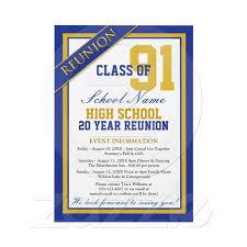 fundraising ideas for class reunions 9 best class reunion inivitations images on class