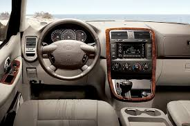Interior Kia Sedona 2005 Kia Sedona Photos Specs News Radka Car S Blog