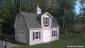 2 story storage shed with loft 16 x 24 floor plan small house 6 reeds ferry sheds specialty buildings