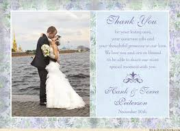 wedding photo thank you cards multi colored wedding thank you cards damask patterned