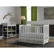 Chelsea Convertible Crib Fisher Chelsea Convertible Crib Snow White Ebay