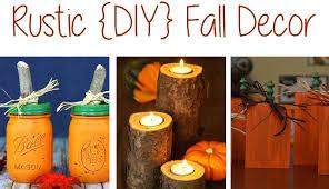Homemade Fall Decor - diy autumn decorations the gracious wife