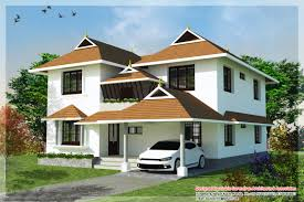 Kerala Home Design And Elevations by New House Plans Kerala Home Design For October Traditional