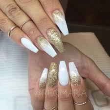 best 25 gold glitter nails ideas on pinterest pretty nails