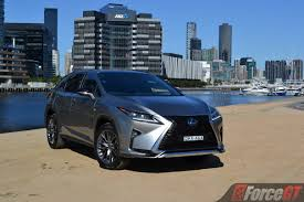 car lexus 2017 2017 lexus rx 450h review