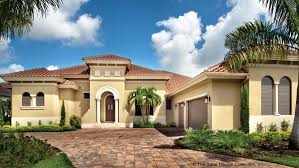 Spanish Colonial Architecture Floor Plans Spanish House Plans And Spanish Designs At Builderhouseplans Com