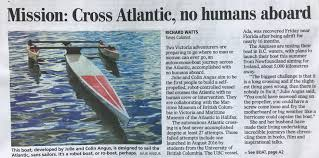 discover 2017 by times colonist times colonist on autonomous boat angus adventures