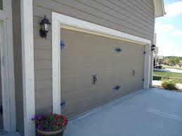 Design Ideas For Garage Door Makeover Beautiful Garage Door Makeover Experience Home Decor Garage