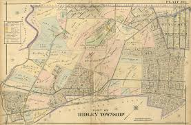 Stony Brook Map Welcome To Delaware County Pa History