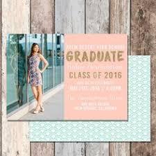 graduation announcements high school high school graduation announcement senior graduation invitation