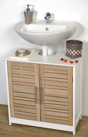 Pictures Of Pedestal Sinks In Bathroom by Evideco 9900306 Free Standing Non Pedestal Under Sink Vanity
