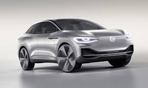 volkswagen concept 2017 volkswagen i d crozz concept previews 2020 suv performancedrive