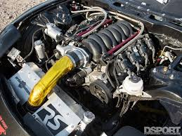 rx7 rotary engine this 445 whp rx7 v8 mash up yields balance and reliability